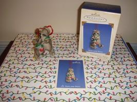 Hallmark 2003 Safe And Snug Ornament - $9.49
