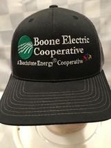 BOONE ELECTRIC Cooperative Energy Snapback Adult Cap Hat - $10.93