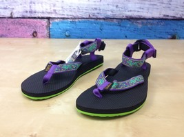 NEW Teva Artist Series Purple Lizard Original A... - $39.99