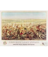 Custer's Last Fight Armstrong Custer's Last Sta... - $78.21