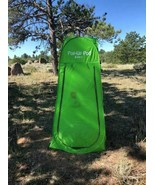 Outdoor Camping Pool Portable Pop Up Pod Shower Bathroom Changing Room S... - $33.41