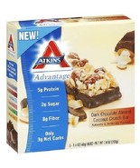 Atkins Day Break Dark Chocolate Almond Coconut ... - $12.82