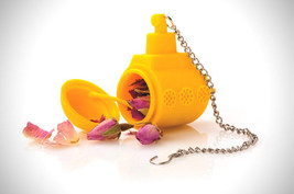 Tea Infusers Home Original Design Gifts Yellow ... - $24.17