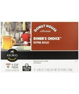 Donut House Collection Diner's Choice Extra Bol... - $14.80