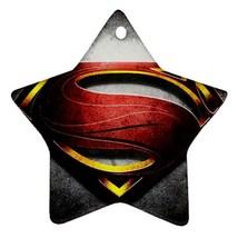 Star Ornaments - Superhero Superman Star Procel... - $3.99