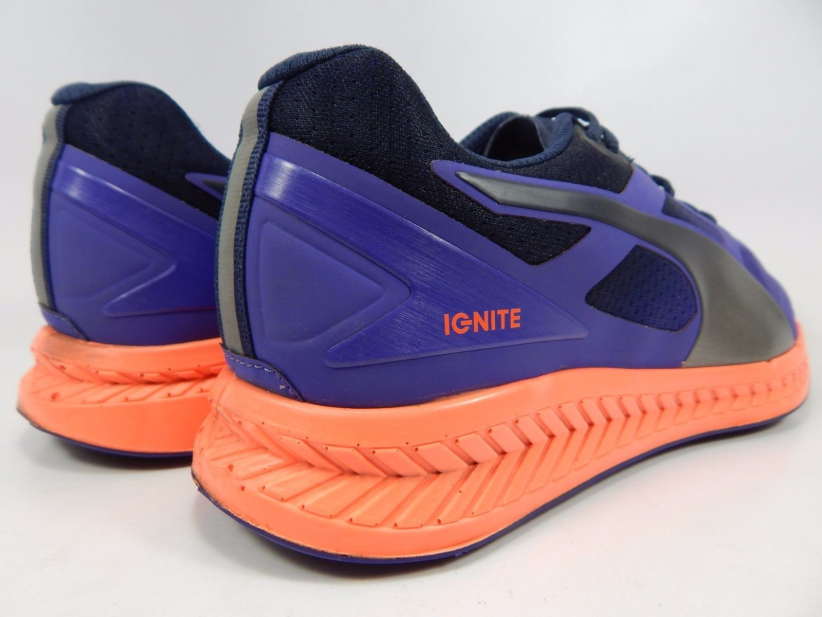 Puma Ignite Women's Running Shoes Size US 10 M (B) EU 41 Purple Orange
