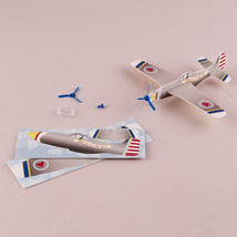 12 Love is in the Air Airplane Gliders Wedding Travel Favor Reception Gift Party - $23.74