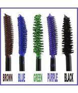 Flawless Waterproof Colored Moisturizer Eyelash Lengthening Mascara Curl... - $10.95