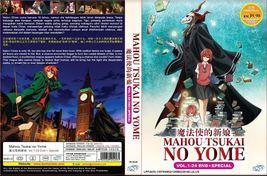 Mahou Tsukai No Yome 1- 24 End + Special  (English Dubbed)