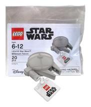 LEGO Star Wars Mini Millennium Falcon 55555 Target Exclusive Polybag NEW - $7.88