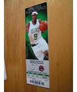 NBA Boston Celtics Full Unused Ticket Stub 3/13/13 Vs. Toronto Raptors - $1.99