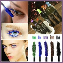 Flawless Waterproof Colored Moisturizer Eyelash Lengthening Mascara Curler Wand image 2