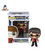 A new genuine funko pop harry potter 10 model action figurine doll car decoration 6560 thumbtall