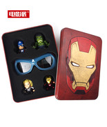 -pop-marvel-iron-man-3d-glasses-set-4pcs-super-heros-vinyl-doll-figure-car-decorations_thumbtall