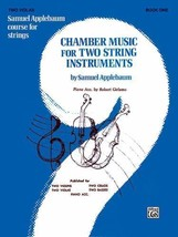 NEW - Chamber Music for Two String Instruments, Bk 1: 2 Violas - $9.92