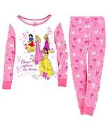 NWT Disney Store Girls Pink Princess Winter Siz... - $14.99