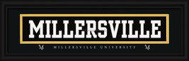 Millersville University of Pennsylvania -  8 x 24 Stitched Jersey Framed... - $39.95