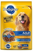 PEDIGREE Adult Chicken Flavor Dog Food 36 Pounds - $28.04