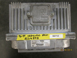 96 97 98 99 CADILLAC ECM #16214848 *see item description* - $29.44