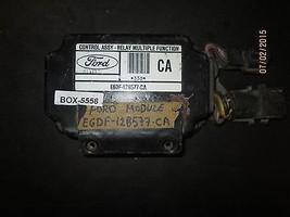 Ford Module #E6 Df 12 B577 Ca Box 5558 *See Item* - $50.48