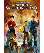 Three Investigators THE SECRET OF SKELETON ISLA... - $15.99