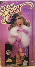 Colorforms Vintage Miss Piggy Paper Doll with 6 outfits & Wigs  Ages 4 & Up - $12.99