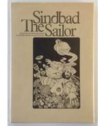 Sindbad (Sinbad) The Sailor Bernard Noel Alain LeFoll 1972 stated 1st Ed... - $38.55