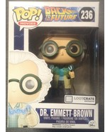 Funko Pop Movies Back to The Future Dr. Emmett ... - $15.99