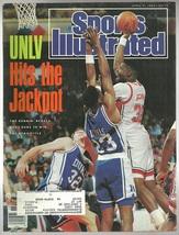 1990 Sports Illustrated UNLV Rebels Jack Nicklaus Stanford Cardinals MLB... - $2.50