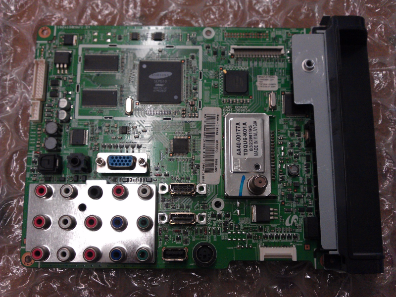 BN94-01646A Main Board From Samsung PN50A450P1DXZA LCD TV