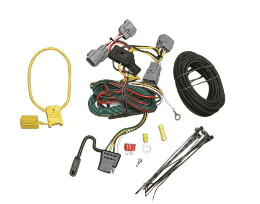 1998 Jeep Grand Cherokee Trailer Wiring Harness : Jeep grand cherokee trailer hitch wiring kit