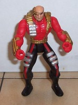 Vintage 1995 Hasbro GI JOE extreme Inferno Action Figure - $9.50