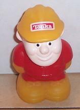 Vintage 1992 Tonka Chunky Construction Person figure #2 - $9.50