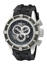Pre-owned Invicta Men's 15783 Bolt Analog Swiss Quartz Chronograph Watch - $189.00