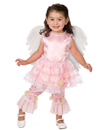 Toddler Size 3T-4T Lilac Angel Costume  - $19.50