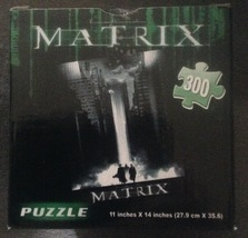300 piece Matrix Movie Puzzle Loot Crate Exclusive 11 by 14 inches - $4.99