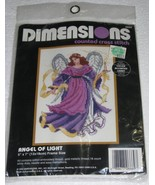 1994 Dimensions Counted Cross Stitch Kit Angel ... - $7.49