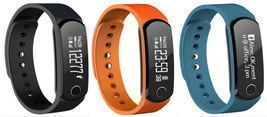 Smartbuy S1.0 Bluetooth 4.0 Smart Wristband Health Sport Sleep Fitness T... - $45.00