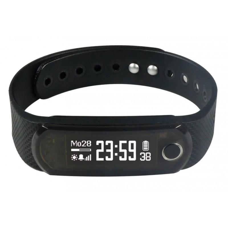 Smartbuy S1.0 Bluetooth 4.0 Smart Wristband Health Sport Sleep Fitness Tracker