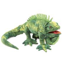 Folkmanis Iguana Hand Puppet - $35.17