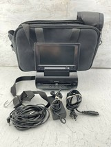 "SONY MV-65ST 6.5"" Portable DVD Player DVD/CD/MP3 w/ Travel Bag And Cords... - $45.53"