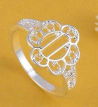 .925 SILVER PLATED RING  - $2.05