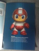 "3"" Mega Man Red Variant Figure Mini Blind Box LOOTCRATE exclusive kidrobot - $13.99"