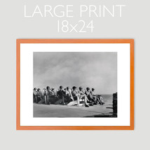 1951 ATOMIC HYDROGEN BOMB TEST 18x24 MUSEUM PRINT OPERATION GREENHOUSE - $19.77
