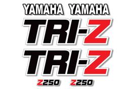 AMR Racing Yamaha Tri Z 250 Graphic Kit OEM Three Wheel Racer Decals AT... - $39.95