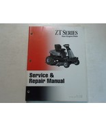 2001 Simplicity ZT Series Rear Engine Rider Service & Repair Manual MINO... - $69.29