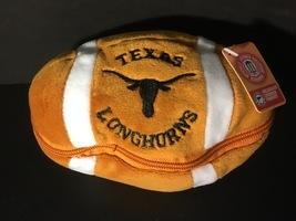 Texas Longhorns Mascot Plush Football - $5.00