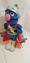 Flying Super Grover Sesame Street 2.0 Interactive Plush Toy By Hasbro - $19.79