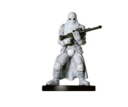 Elite Snowtrooper 23 Wizards Of The Coast Star Wars Miniature - $2.49