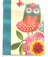 "80pg. Ruled Owl Motif Sheet Writer's Journal Diary 5"" X 7"" - $8.01"